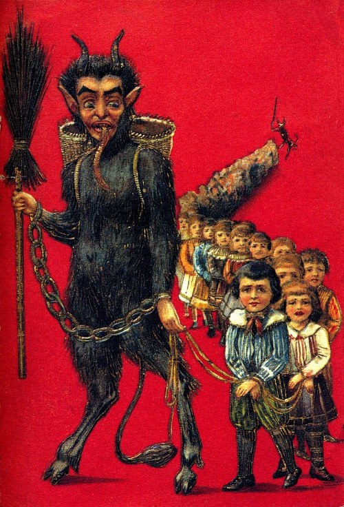 Merry Krampusnacht everyone!