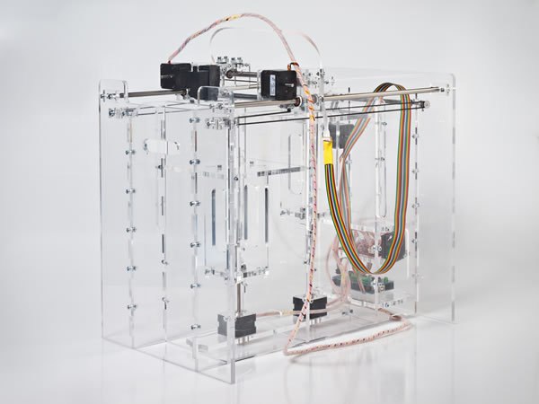 brettbalogh:  Pwdr. open-source, powder-based 3d printer
