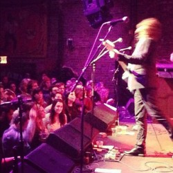#deertick  (at Brooklyn Bowl)