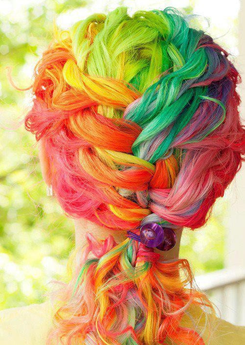 Want this!!  The magic of hair colour!!