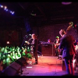 More #deertick  (at Brooklyn Bowl)