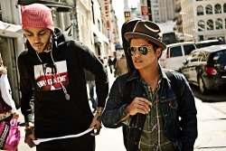 Lovely Bruno and Travie.