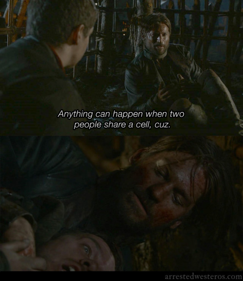 arrestedwesteros:  Boy Prisoner #1: Anything can happen when two people share a cell, cuz. Prison Break In - 3x07 submission from: Camden Singrey, Brady Schaar, Gus Lopez, & Hanju Roe