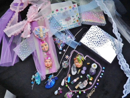 theprincessblog:  I want to get into jewelry making!