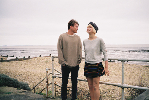 satansbaby:  Styled Shoot Feb 2011 - Whitstable, Kent by Urban Outfitters Europe on Flickr.