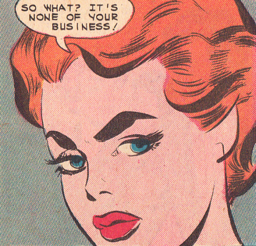 Sweetheart Diary (comic) c. 1962