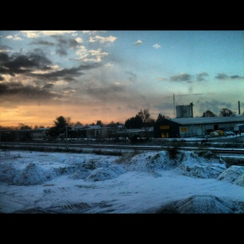 White morning! (at Dutch Home)