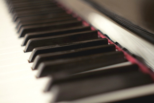 Piano by bradytuckett on Flickr.