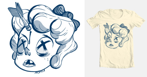 My Lena is on voting on Threadless now http://thrdl.es/~/ID4