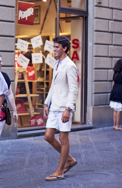 Street Style Florence. Men Of Florence.
