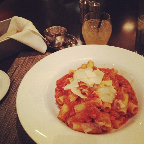 Fancy Italian noms (at 312 Chicago)