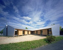 cjwho:  House VI / NKS Architects