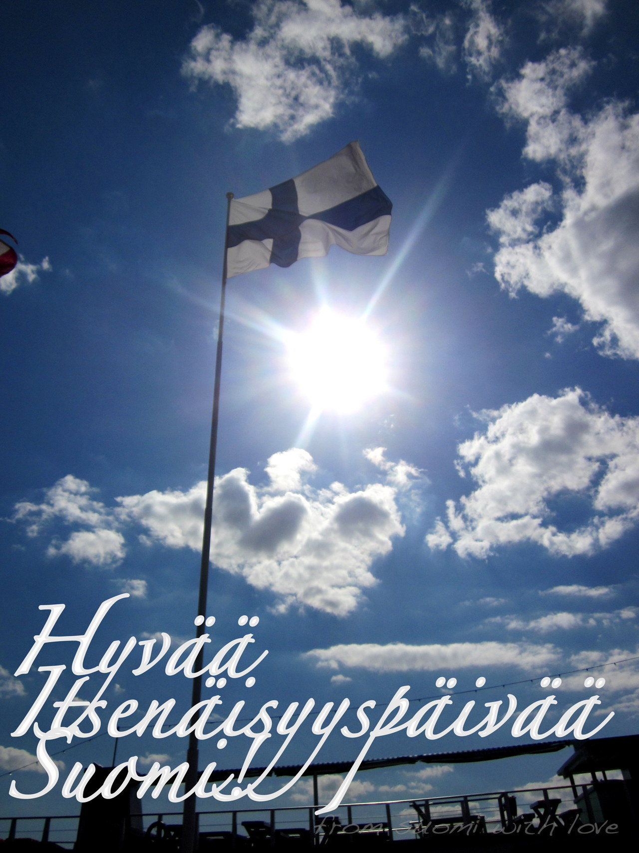Happy 95th Independence Day Finland! ♡