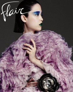 Beauty - Flair - December 2012