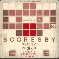 Scoresby Monthly tomorrow night!