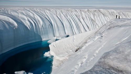 Arctic's record melt worries scientistsA NOAA report found that Greenland's Arctic sea ice and glaciers were melting at a record rate and that sea-level rise has accelerated in the region.