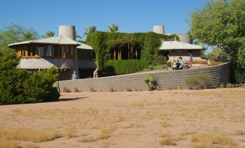 The Fight to Save Frank Lloyd Wright's Legacy in Phoenix