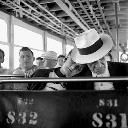 April 7, 1960, Florida by Vivian Maier. Lately I've been captivated by Vivian's photographs and her story. If you haven't discovered her yet, you really should.
