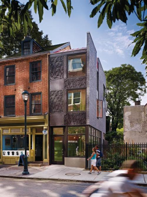 locust street addition ~ rasmussen / su