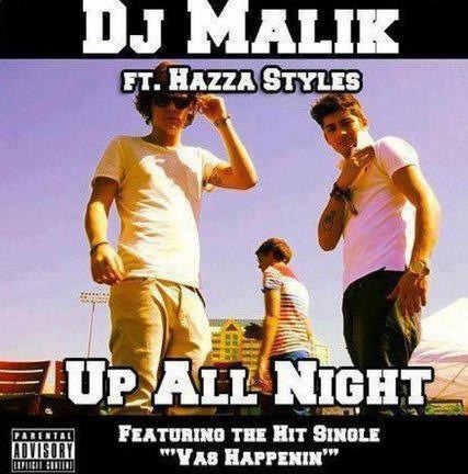 DJ MALIK FT. HAZZA STYLES
