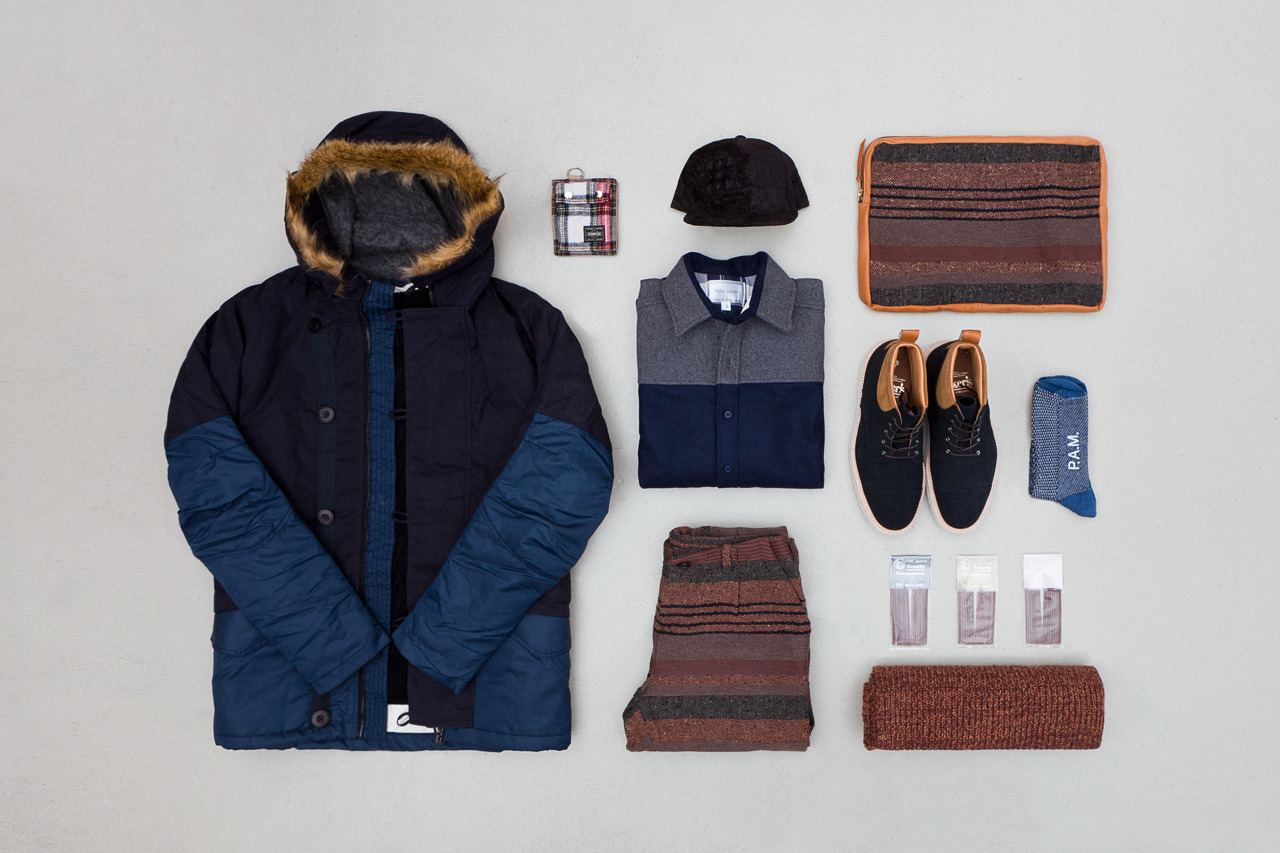 12 Days of Essentials - Day 4: Winter Garb