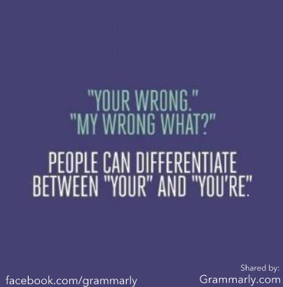 It's a common typographical error, and people do know the difference. Double-check your writing, especially when you're working on holiday cards! Today's the last day! Please don't forget to nominate Grammarly for the Crunchies Awards athttp://bit.ly/TBKyIs. You can vote once a day. Voting ends today at 11:59 pm.