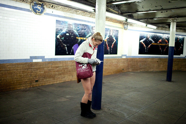 Save the Date: Improv Everywhere's No Pants Subway Ride 2013