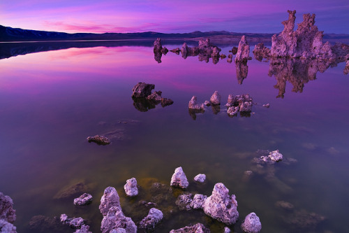 j-aidensplace:  Mono Lake Twilight by David Shield Photography on Flickr.