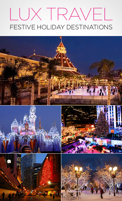 Where are your favorite festive destinations? #TCHolidayLights