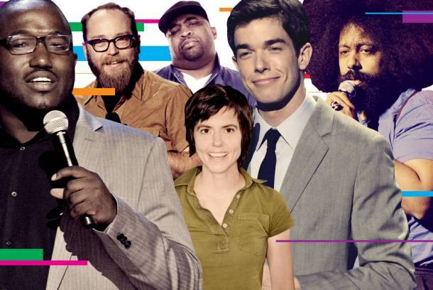 comedycentral:  The Top Ten Stand-up Specials of 2012 — Vulture  VULTURE! You reputable culture source, you! You've done it again.