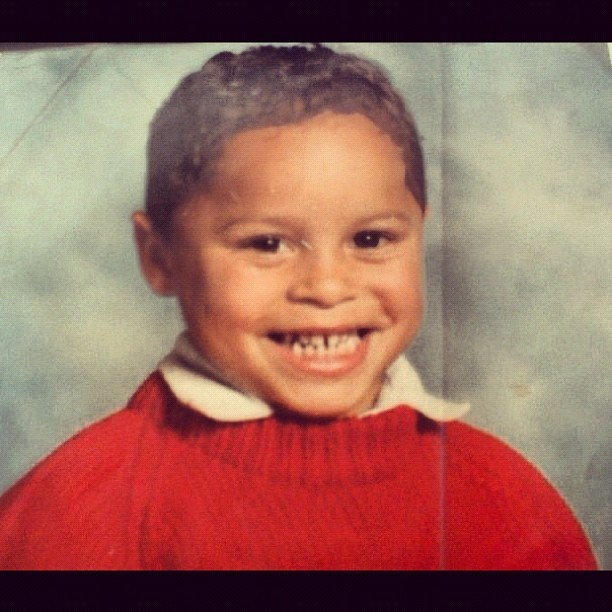 #ThrowbackThursday #TBT #Me #Cute #Kid  #Smile