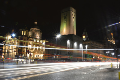 Liverpool long exposure