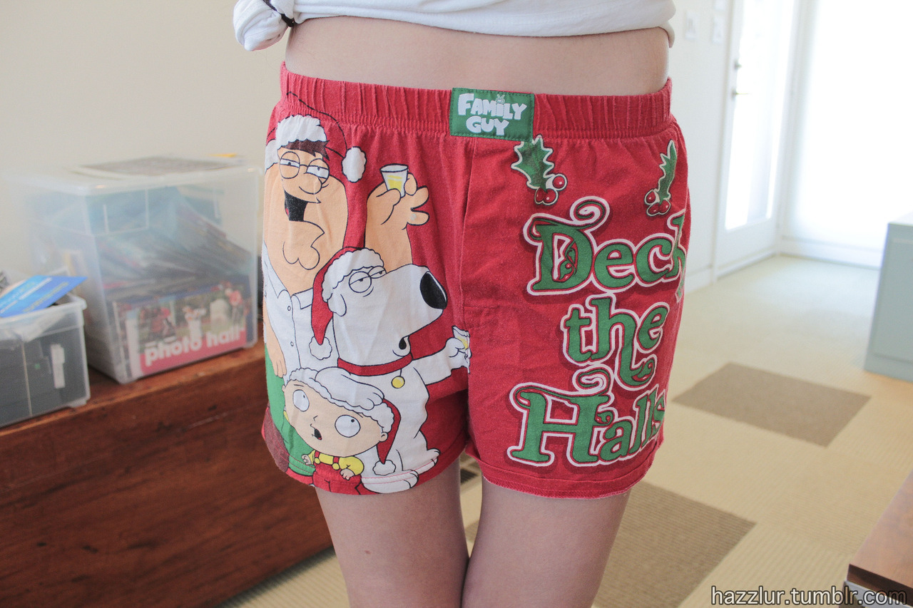 it's that time of year for my favorite pjs c: