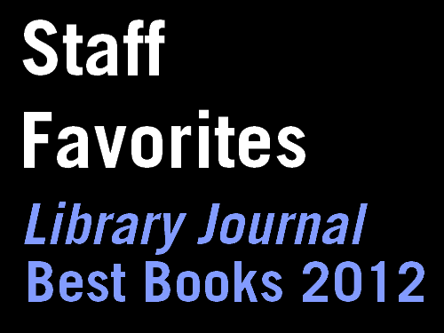 Library Journal book review editors don't have all the fun (though we do have a lot of fun), so this year we asked some of our esteemed colleagues to dish on their favorite books this past year. You can see the LJ Book Review's picks on December 20th, when we unveil our Top Ten list, as well as our More of the Best list of runners up. Each editor wrote and signed the annotation for the books they nominated, so you get a better look at the titles that each of us get excited about. Of course, LJ print subscribers can see all of this lists right now in our December issue.