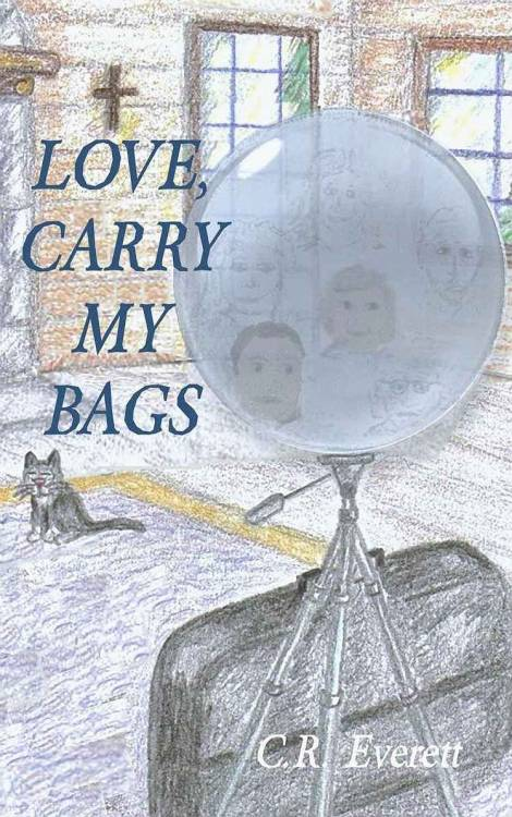 lousybookcovers:  Love, Carry My Bags // I don't even know what I'm looking at.  Lousy Book Covers