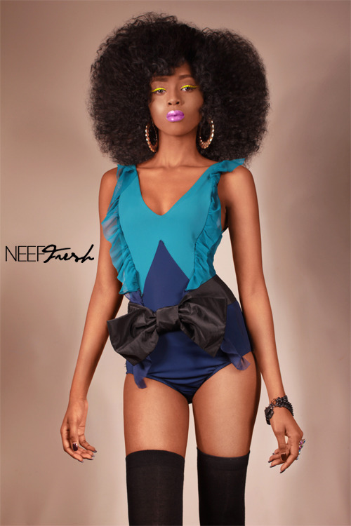 blackfashion:  Neef Fresh Photography (c) 2012 http://neeffresh.tumblr.com (follow) (26 yr old,female photographer) Makeup & Styling: Neef Fresh model: Jena B. belt: h&m bodysuit: Juelle Instagram @NEEFFRESH | Facebook Fan Page