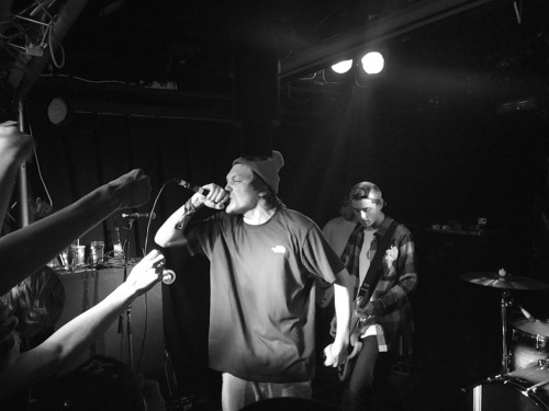 covetxvx:  Neck Deep @ Leicester Soundhouse 2012