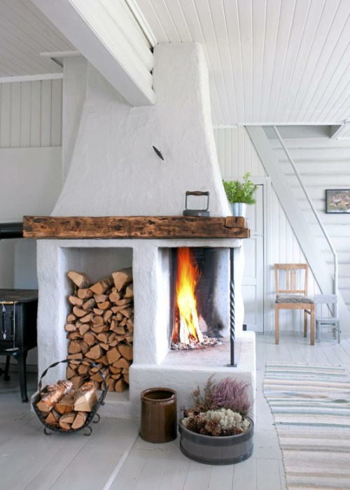 homebliss:  Rustic simplicity via Ludmilla Crigan-Migajlovic