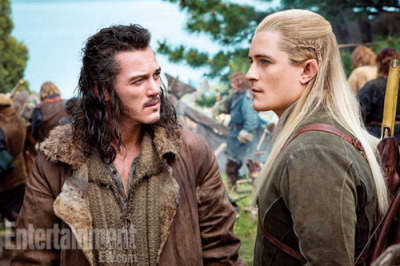 everythinglordoftherings:  Legolas & Bard
