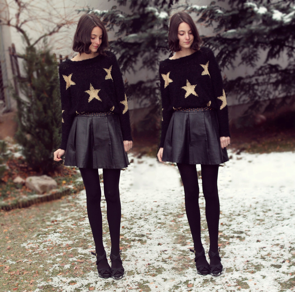 lookbookdotnu:  Stars (by Nory Aradi)