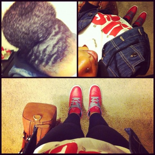 #Buns #Jordans #JustRock my jawn…  (at Dungeon )