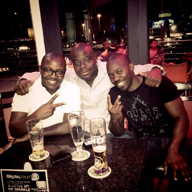 #jhb #summer #goodtimes (at News Cafe)