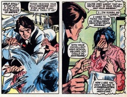 My Love #16. Art by Gene Colan and Bill Everett. Words by Jean Thomas.