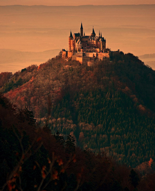 allthingseurope:  Castle Hohenzollern, Germany (by KF-Photo)