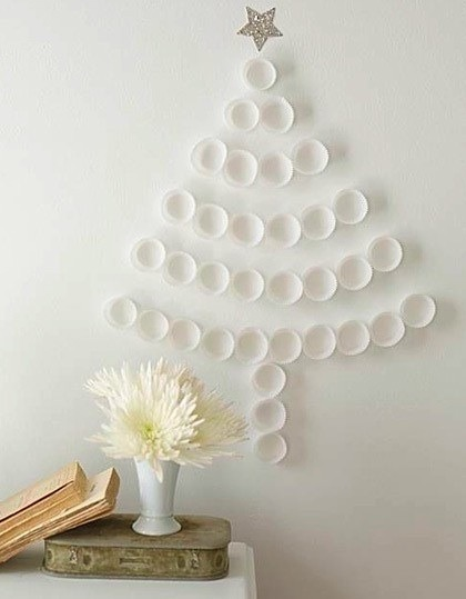 Sapin alternatif posted by L'Art de la Curiosité