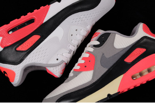 News: Nike Air Max 90 - Infrared PackThe pack of infrared Air Max 90 is the most anticipated for next year regarding Air Max, after…View Postshared via WordPress.com
