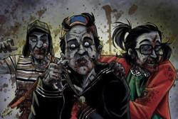 Chaves Zombies