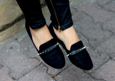 I just LOVE loafers…