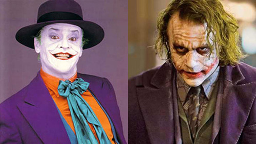 totalfilm:  Debate time: Did Jack Nicholson make a better Joker than Heath Ledger? What do you think?
