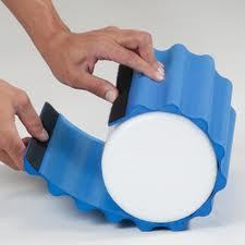 Thera-Band Foam Roller Wrap+